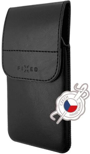 Fixed Pocket pouzdro s klipem 4XL+, černá