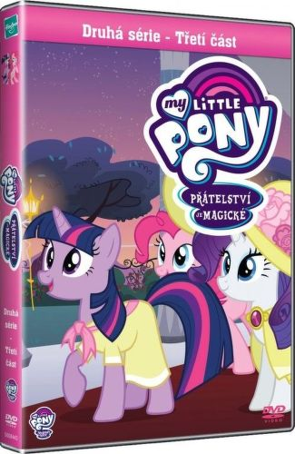 My Little Pony: Přátelství je magické 2. série 3. část