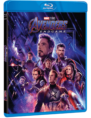 Avengers: Endgame BD