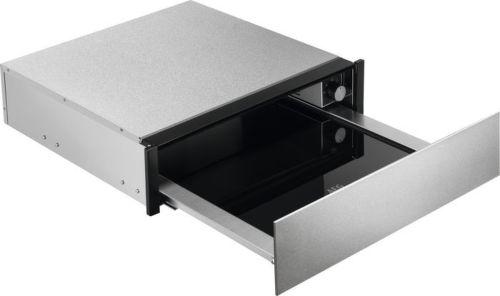 AEG KDE911424M, nerezová ohřevná zásuvka