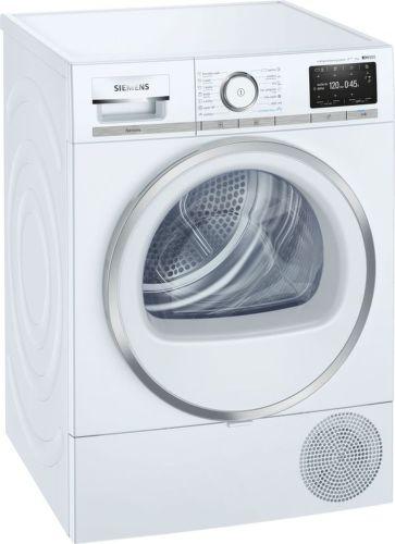 SIEMENS WT47XEH0CS, smart sušička prádla