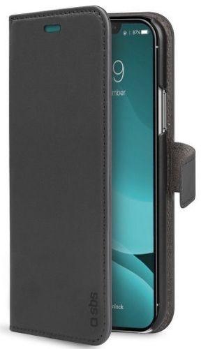 SBS Book Wallet pouzdro pro Apple iPhone Pro 11, černá