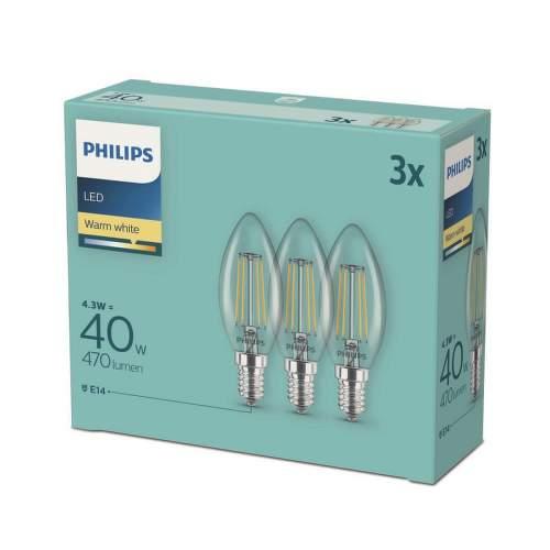 Philips Lighting 40W B35 E14