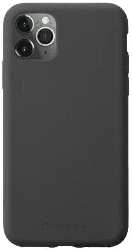 CellularLine Sensation silikonové pouzdro pro Apple iPhone 11 Pro, černá