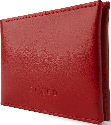 Fixed Smile peněženka s motion senzorem, červená