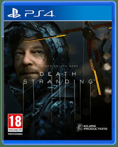 Death Stranding - PS4 hra
