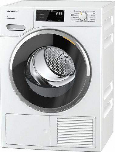 Miele TWF 640 WP, Sušička prádla
