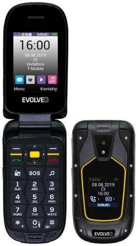 Evolveo StrongPhone F5 černý