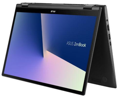 Asus ZenBook Flip 14 UX463FA-AI011T šedý