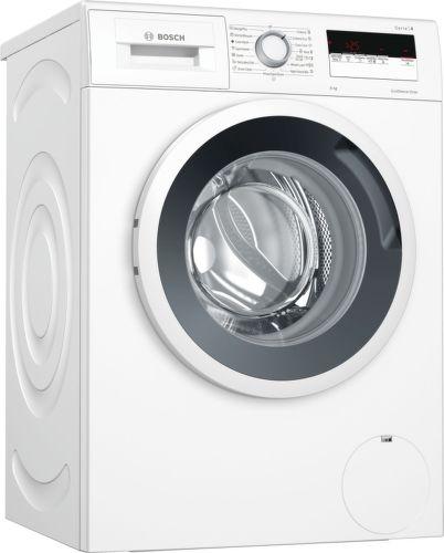 Bosch WAN24162BY, bílá pračka plněná zepředu
