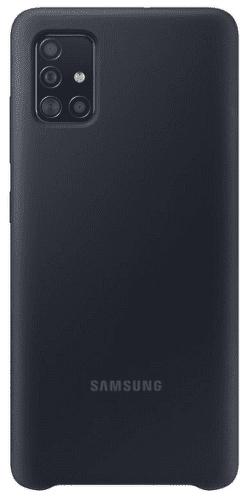 Samsung silikonový kryt pro Samsung Galaxy A51, černá