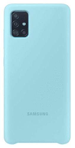 Samsung silikonový kryt pro Samsung Galaxy A51, modrá