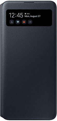 Samsung flipové pouzdro pro Samsung Galaxy A71, černá