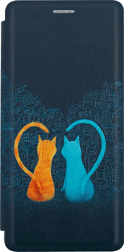 Winner Evolution 3D pouzdro pro Samsung Galaxy A71, Cats