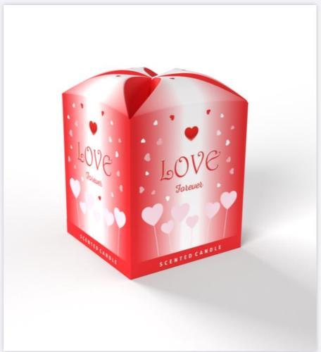 Sweet Home Love Exclusive, Vonní svíčka