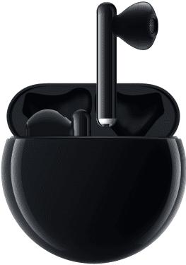 Huawei FreeBuds 3, černá