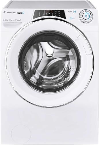 CANDY RO 1486DXHC5/1-S, bílá smart pračka plněná zepředu