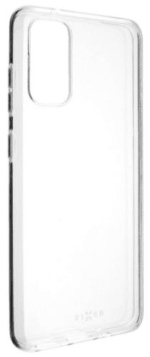 Fixed TPU gelové pouzdro pro Samsung Galaxy S20, transparentní