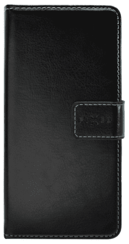 FIXED Opus knížkové pouzdro pro Samsung Galaxy A51, černá