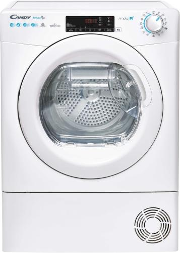 CANDY CSO H10A2TE-S, smart sušička prádla
