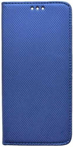 Mobilnet knižkové pouzdro pro Xiaomi Redmi Note 7, modrá
