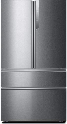 Haier HB26FSSAAA, nerezová americká chladnička