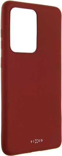 Fixed Story pouzdro pro Samsung Galaxy S20 Ultra, červená