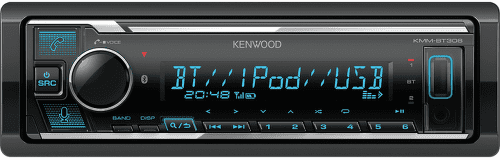 KENWOOD ELECTRONICS KMM-BT306