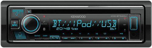KENWOOD ELECTRONICS KDC-BT640U