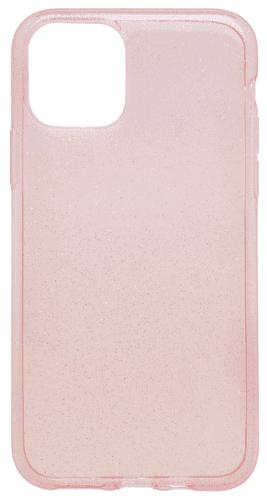Mobilnet Crystal pouzdro pro Apple iPhone 11, růžová