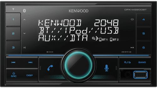 KENWOOD ELECTRONICS DPX-M3200BT