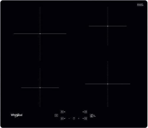 WHIRLPOOL WS Q7360 NE, černá indukční varná deska