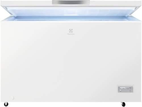 Electrolux LCB3LF38W0, Truhlicová mraznička