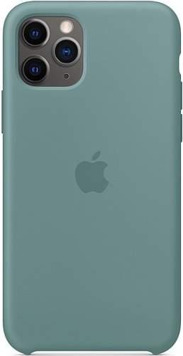 Apple silikonové pouzdro pro iPhone 11 Pro, kaktusová zelená