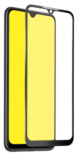 SBS Full Cover tvrzené sklo pro Honor 9X Lite, černá