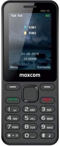 Maxcom MM 139 černý