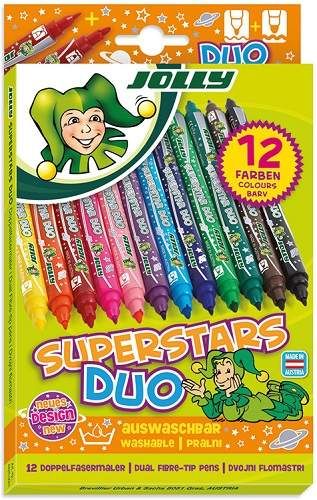 JOLLY SUPERSTARS DUO 12