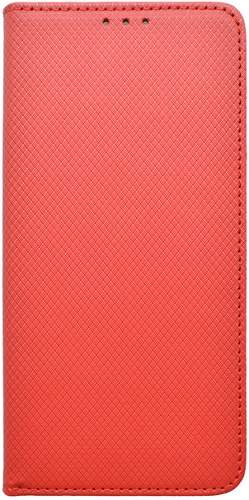 Mobilnet flipové pouzdro pro Samsung Galaxy A51, červená