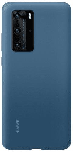 Huawei silikonové pouzdro pro Huawei P40 Pro, modrá