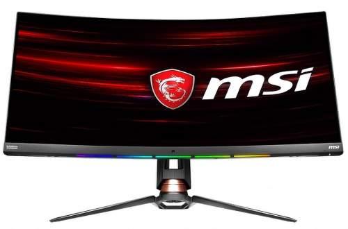 MSI Optix MPG341CQR černý