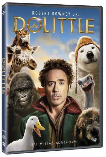 Dolittle DVD film