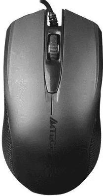 A4Tech OP-760 Black černá