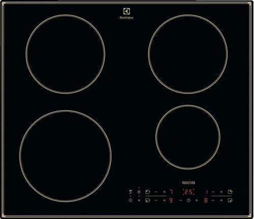 ELECTROLUX CIR60430CB, černá indukční varná deska