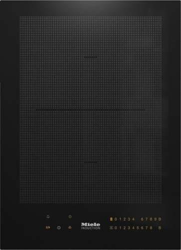 MIELE CS 7612 FL, černá indukční varná deska