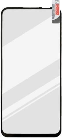 Sturdo 2,5D Rex Silver ochranné tvrzené sklo pro Samsung Galaxy A41, černá