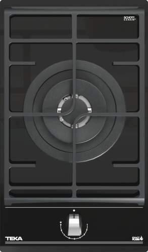 TEKA GZC 31330 XBN, černá plynová varná deska