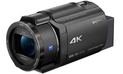 Sony FDR AX43 čierna 1