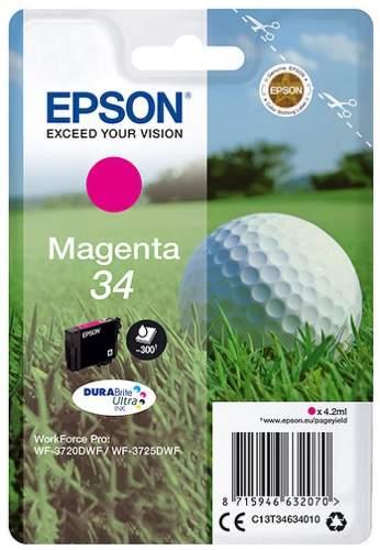 Epson 34 Magenta