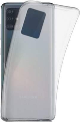 Fonex TPU pouzdro pro Samsung Galaxy A51, transparentní