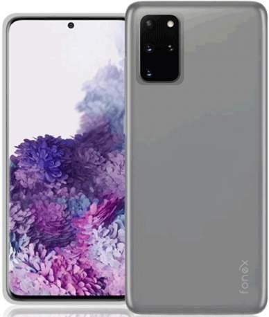 Fonex TPU pouzdro pro Samsung Galaxy S20, transparentní